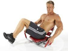 Fitness House AB Rocket Twister Aparato para Abdominales, Unisex Adulto, Rojo, T