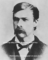 Wild West OK Corral Marshal Sheriff Morgan Earp Wyatt Earp Brother Photo Picture
