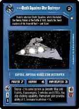 Death Squadron Star Destroyer [NrMint/Mint] SPECIAL EDITION star wars ccg swccg
