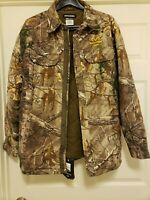 Realtree XTRA  Field Jacket Lined Hunting Outdoors Size L NWT