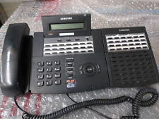 Samsung DS-5021D Business Handset with DS-5064B AOM Module and Stand #S13