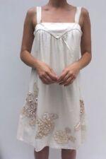 Vestidos de mujer túnica de 100% algodón Talla 38