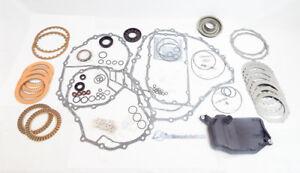 Honda Civic Hybrid SZCA CVT Transmission Master Rebuild Kit w/ Filter 2003-2005