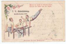 Sport Ansichtskarten vor 1914