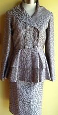 Breathless 3Pc Silk Suit Size 2 NWT RRP $1495.00