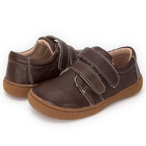 Leather Shoes for Kids Girl Children Boy Shoes Barefoot Toddler Casual 2021s