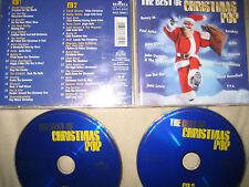 CD The Very Best Of Christmas Pop Rattles Boney M Tremeloes Paul Anka Mel & Kim
