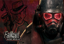 FALLOUT NEW VEGAS   POSTER PRINT VINYL WALL STICKER VARIOUS SIZES