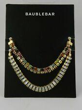 BAUBLEBAR Crystal Baguette Bracelet Set