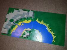 Lego 3D Platte Bauplatten Enchanted Island 6292 6278 6281 Islander Piraten