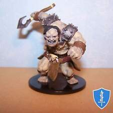 Jaagrath Kreeg, Ogre - Rise of Runelords #46 Pathfinder Battles D&D Miniature