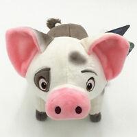 NEW Disney Authentic Moana Wailea Maui pet pig Pua Plush Toy 7'' Gift