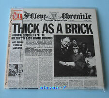 JETHRO TULL Thick as a brick Japan mini LP CD