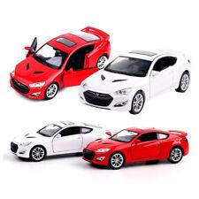 Hyundai Motor Car [Genesis Coupe] Mini Diecast 1:38 Scale Miniature Display Toy