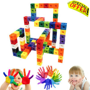 Sensory Toys Kids Educational Creative Magic Cubes Set Calming Autism Childrens
