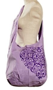 Gaiam Sling Bag For Yoga Pilates or Fitness Gear Holds Mat Easily