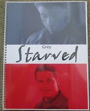 "Due South Fanzine ""Starved"" SLASH Novel"