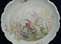 Royal Doulton Wind In the Willows RAMBLING IN THE WILDWOOD collectors plate