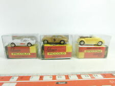 BD276-0,5# 3 x Schuco 1:90 modello: Volvo 544+Toyota+VW Maggiolino Cabrio, W+