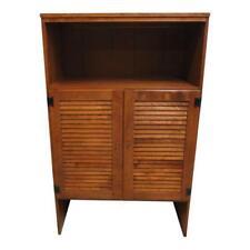 Ethan Allen Nutmeg Room Plan Crp Heirloom Dresser Book shelf Hutch Top Tv  #N