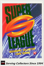 1997 Dynamic Super League Card Series Promo Card (1)