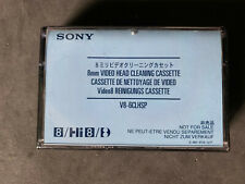 Sony Video 8 Head Cleaner