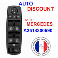 bouton commande leve vitre interrupteur mercedes R350  R320  GL450-  A2518300590