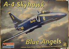 Monogram A-4 Skyhawk Blue Angels  1/48 + Seamless Intakes & Extra Decals NEW