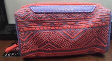 Sephora ESCAPADER*Lipstick Jungle*Cosmetic Makeup Bag*Great Size 4 Everyday*NWT!