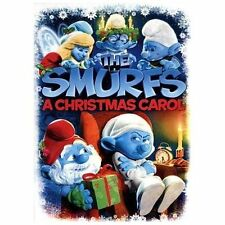 The Smurfs: A Christmas Carol DVD SEALED