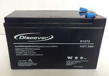 DISCOVER  Batteria 12V 7.2Ah D1272
