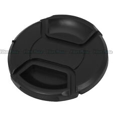 72mm Center Pinch Snap-on Front Cap for Canon Nikon Sony Filter/Lens with String