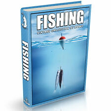 Fishing & Angling Books - 123 Old Books on DVD - FLY ROD BOAT REEL SEA BAIT