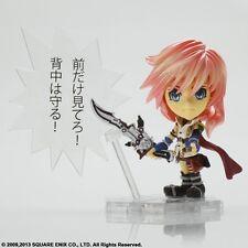 Square Enix Trading Arts Final Fantasy XIII FF13 Kai mini Lightning Figure