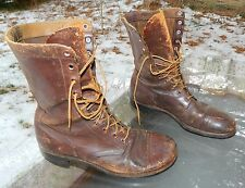 Mid-Century, Unknown Brand Combat Boots / Us Men size: 10 1/2 R / Pre-owned