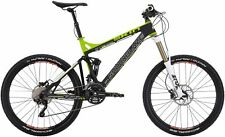 26 ZOLL FULLY MOUNTAINBIKE 30 GANG SHOCKBLAZE SKIN RACE ALU MTB FAHRRAD FOX 36
