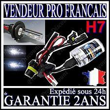 AMPOULE LAMPE FEU PHARE DE RECHANGE POUR KIT XENON HID H7 6000k 55W 12V BLANC
