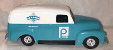 Ertl 1951 GMC Panel Fan Seafood Truck Bank 1/25 Publix