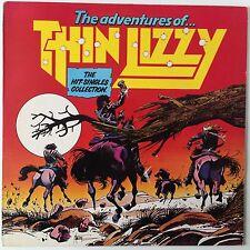 THIN LIZZY The Adventures Of LP 1981 UK VERTIGO LIZTV 1 phil lynott