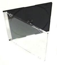 Slim Jewel Case - Black, 100-Pack