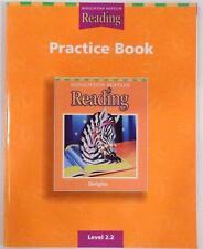 HOUGHTON MIFFLIN READING DELIGHTS 2nd GRADE 2 PRACTICE BOOK NEW