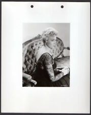 LISA GASTONI sexy Italian actress PRESCRIPTION FOR MURDER Vintage Orig Photo