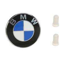 NEW BMW GENUINE Trunk Lid Emblem & 2 grommets 51 14 8 219 237 / 51 14 8 209 932