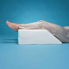 Leg Pillow Comfort Elevating Medical Knee Wedge Lift Bed Circulation Tired Back
