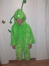 Chrisha Playful Plush Caterpillar Halloween Costume Size 4T to 6T