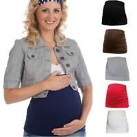 1 STÜCK Mutterschaft Schwangerschaft Bauchgurt BUMP BAND Größe S M L