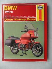 BMW Twins 1970 to 1990. 473cc, 498cc, 599cc, 649cc, 745cc, 797cc,898cc, 979cc.