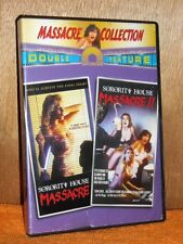 Sorority House Massacre/Sorority House Massacre 2 (DVD, 2003) Angela O'Neill