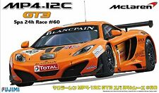 Fujimi RS-74 1/24 McLaren MP4-12C GT3 SPA 24H Race #60 from Japan Limited Deal