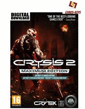 Crysis 2 maximum Edition origin PC key Game descarga código global